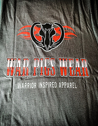 Men's War Pigs Wear Grey Tank