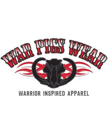 Men's War Pigs Wear Logo T-Shirt