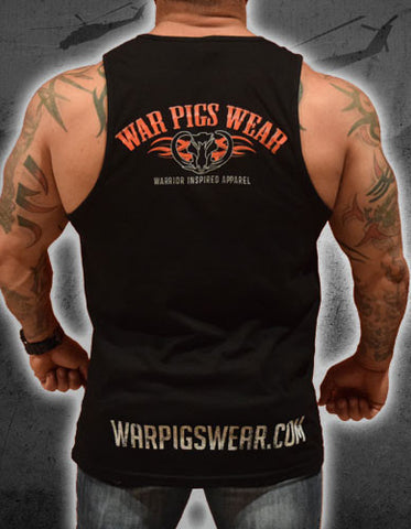 Men's War Pigs Wear Tank