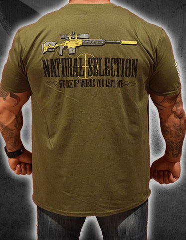 Men's OD Natural Selection T-Shirt