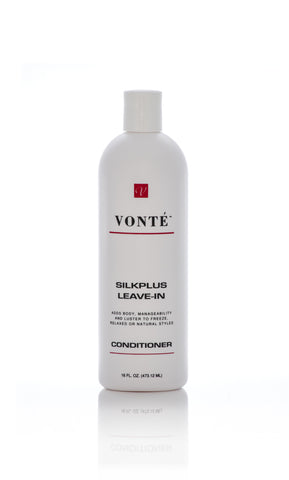 Vonté Silk Plus Leave-In Conditioner 16oz