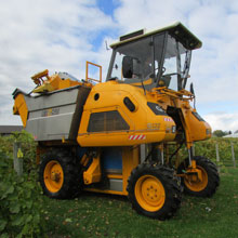 2014 Harvest and Production