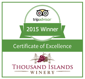 TripAdvisor - Certificate of Excellence - 2015 Award Winner