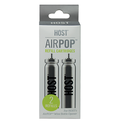 Host Air Pop Refill Cartridges