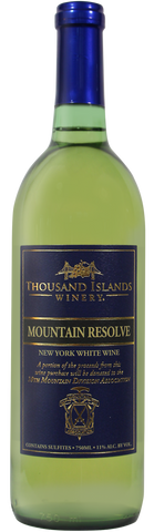 Photo of 750 ml Mountain Resolve bottle