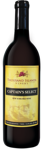 Photo of 750 ml Captain's Select bottle
