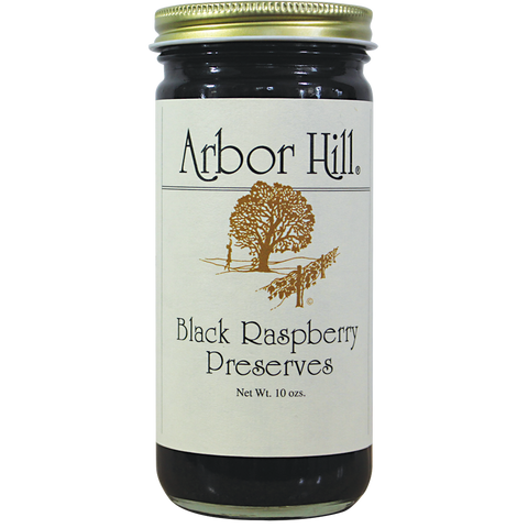 Arbor Hill Black Raspberry Preserves