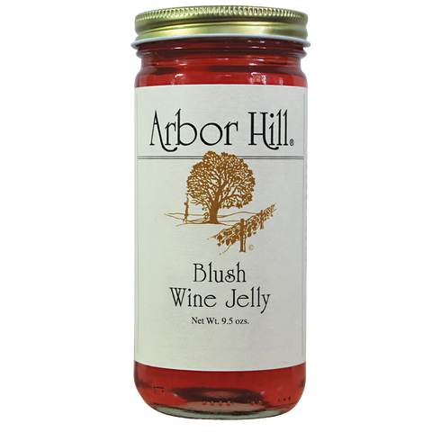 Arbor Hill Blush Wine Jelly