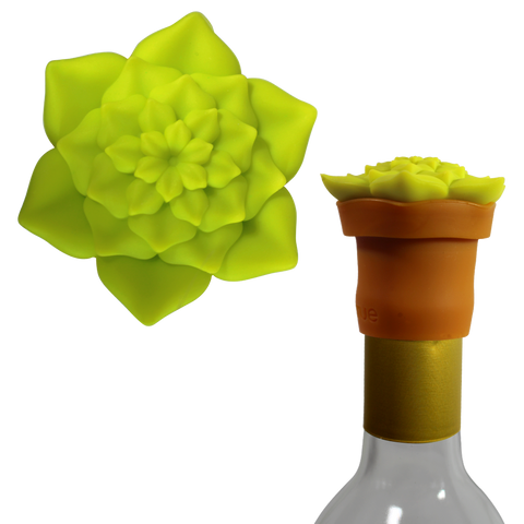 Tipsy Terrarium Stopper and Pourer