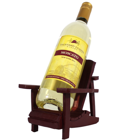 Adirondack Chair Bottle Holder