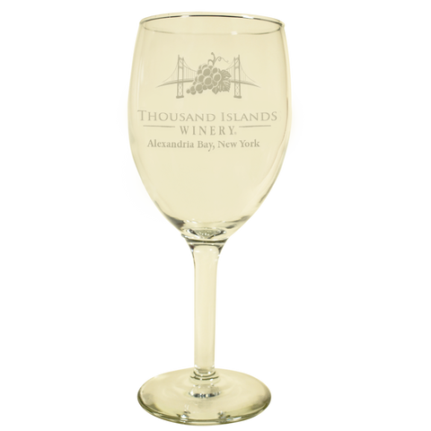 TIW Wine Glass