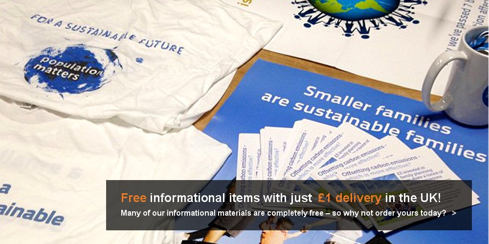 Free Informational Items with Free Shipping