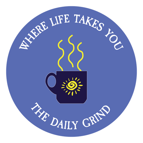 "WLTY Coffee ""The Daily Grind"" Decal"