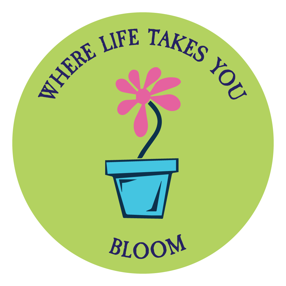 "WLTY Flower ""Bloom"" Decal"