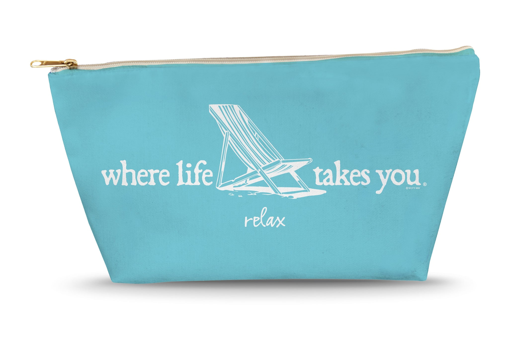 Relax (Lagoon) Large Accessory Bag