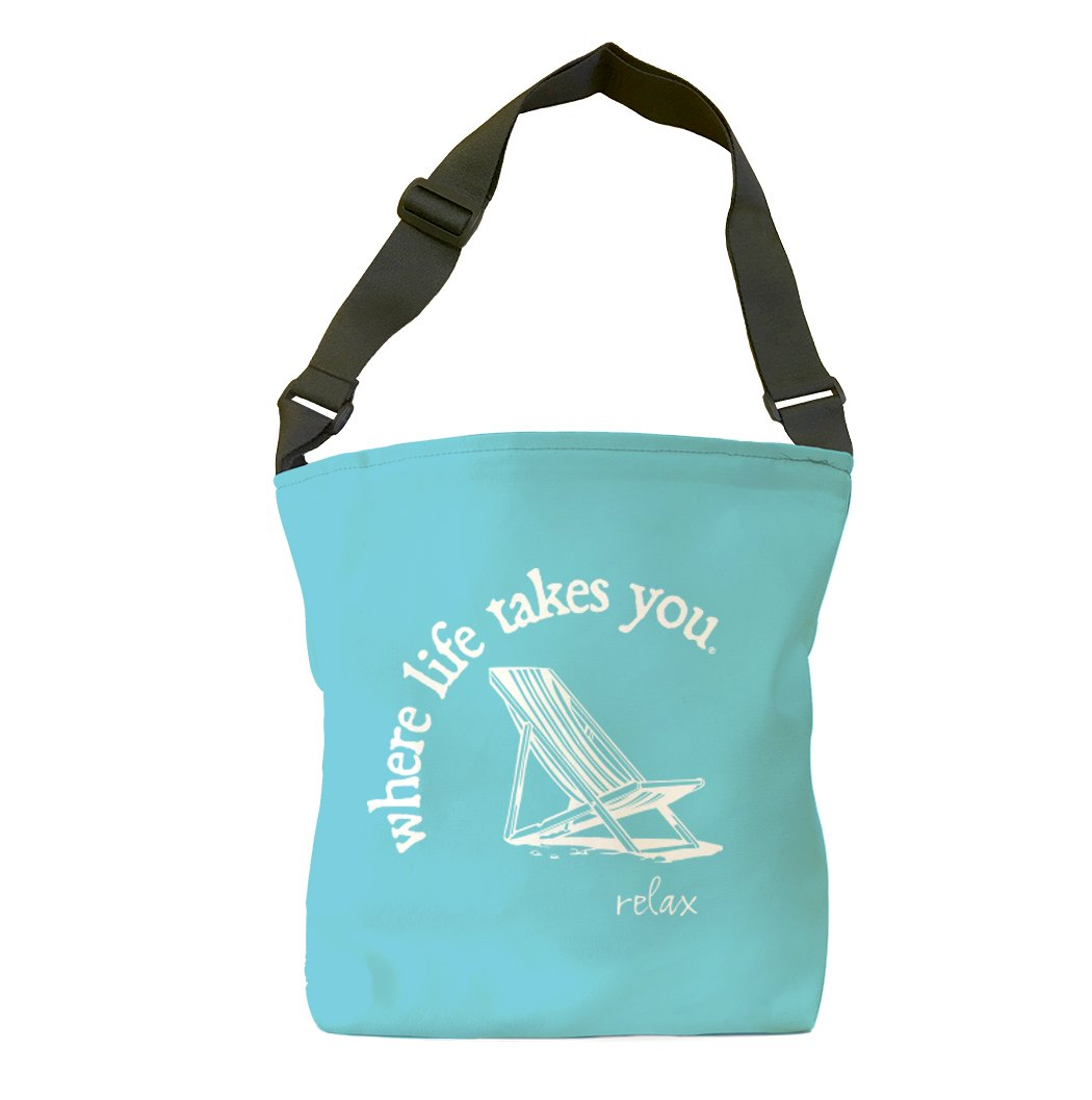 Relax (Lagoon) Tote Bag