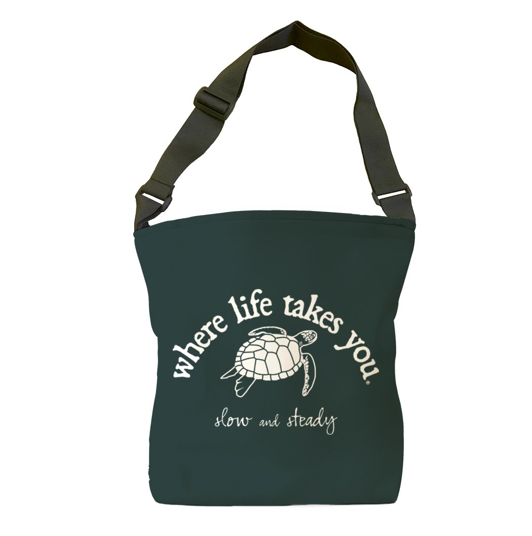 Slow and Steady (Pepper) Tote Bag