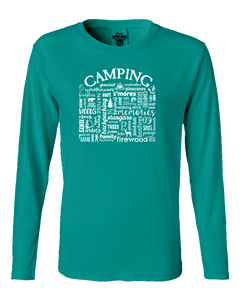 "WLTY ""Camping"" Ladies Long Sleeve"