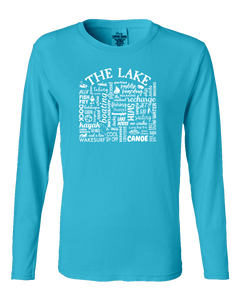 "WLTY ""The Lake"" Ladies Long Sleeve"