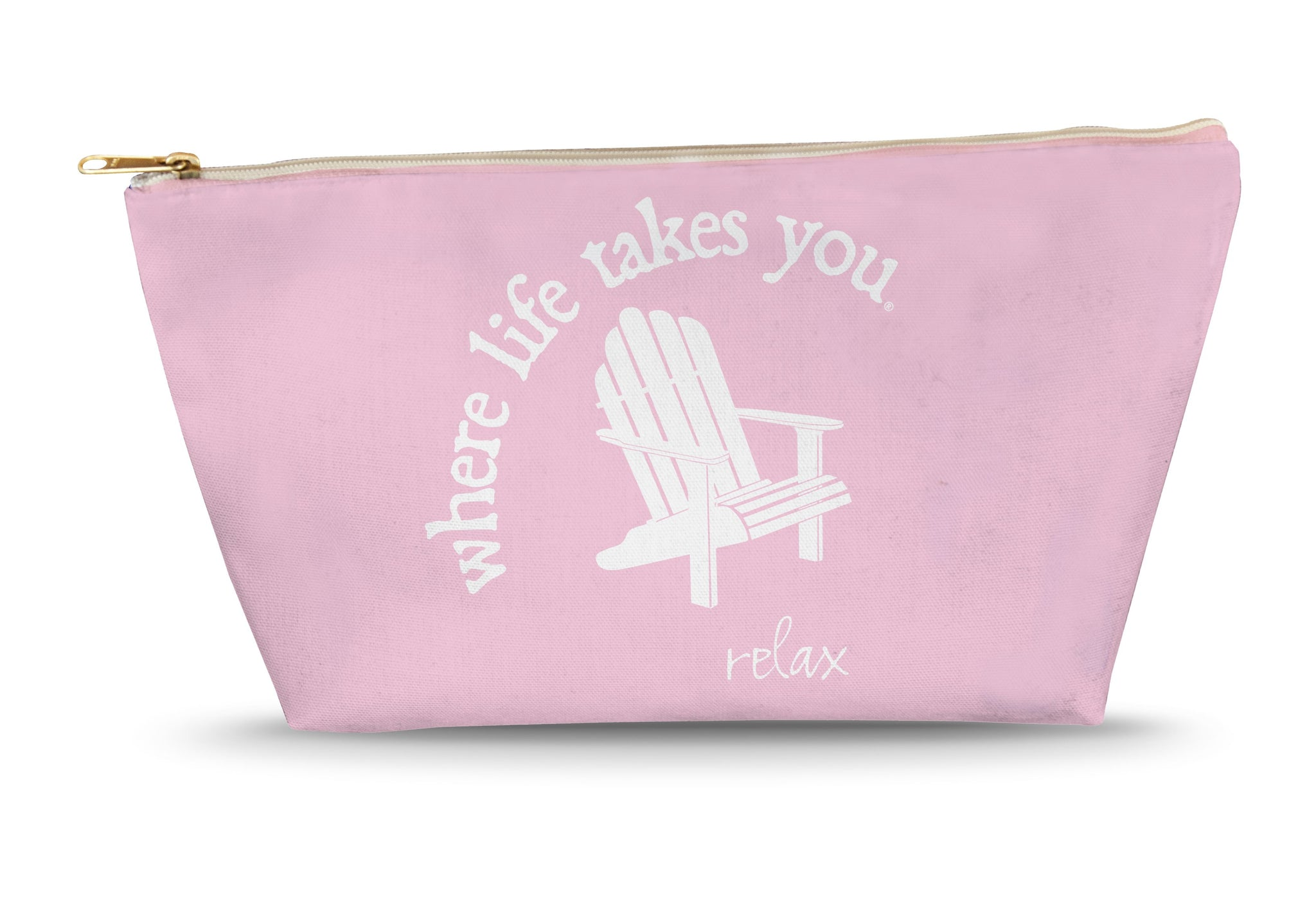Adirondack Chair - Relax Large Accessory Bag (Blossom)