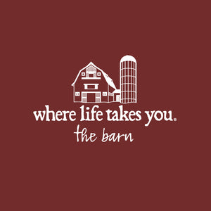 "WLTY Farm ""The Barn"" Adult Short Sleeve T-Shirt"