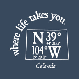 "WLTY Coordinates ""Colorado"" Ladies Long Sleeve"