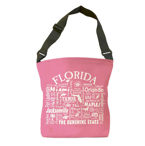 Florida Location (Crunchberry) Tote Bag