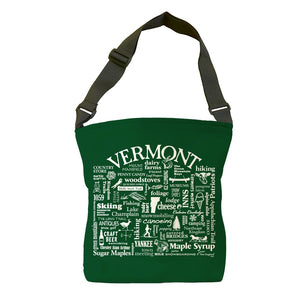 Vermont Location (Spruce) Tote Bag