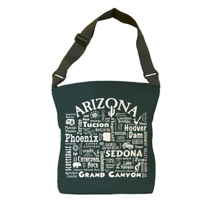Arizona Location Tote Bag (Pepper)