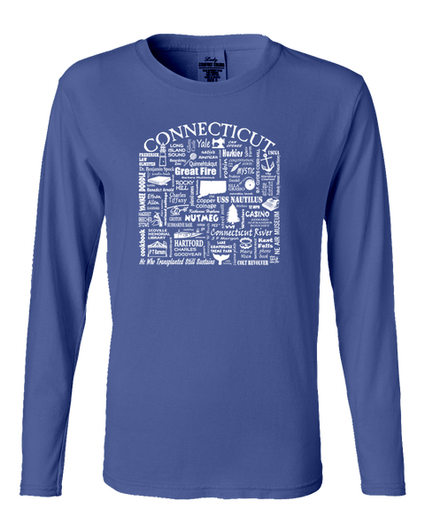 "WLTY ""Connecticut"" Ladies Long Sleeve"