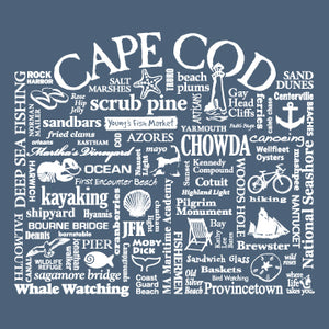 "WLTY ""Cape Cod"" Adult Hooded Long Sleeve"