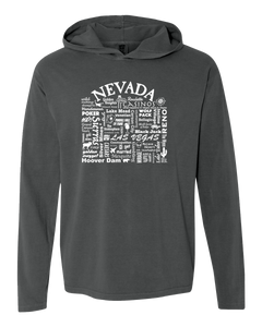 "WLTY ""Nevada"" Adult Hooded Long Sleeve"