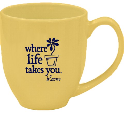 "WLTY Flower ""Bloom"" Mug"