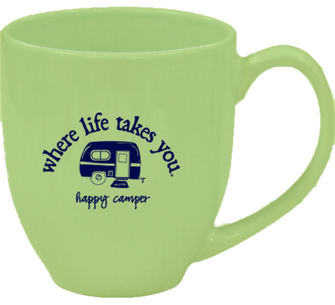 "WLTY RV ""Happy Camper"" Mug"