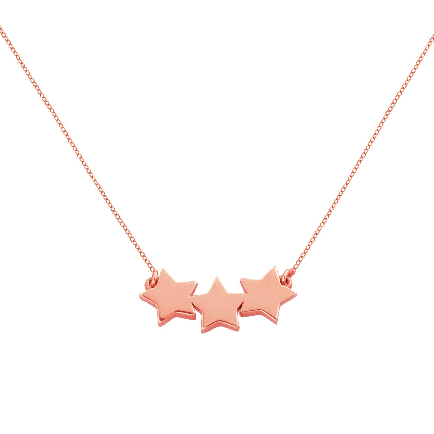 Stars Align  Necklace