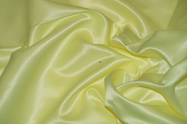0427 LIGHT YELLOW - L'AMOUR SATIN