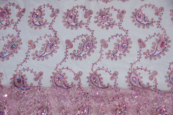 0527 PINK - COCO PAISLEY