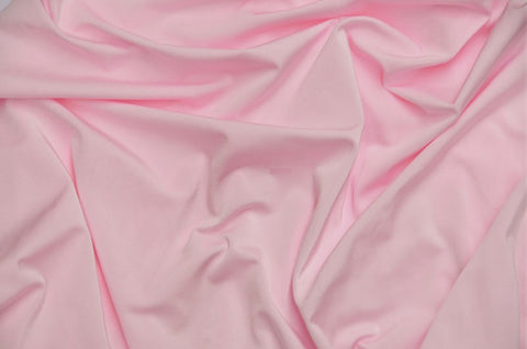Pink Spandex Nylon Fabric