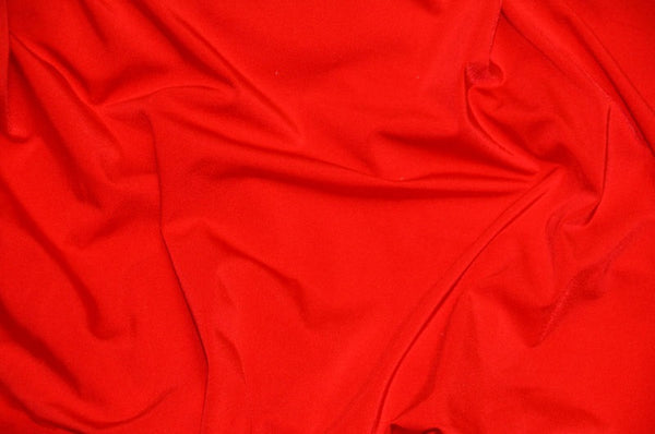 0626 RED - SPANDEX NYLON