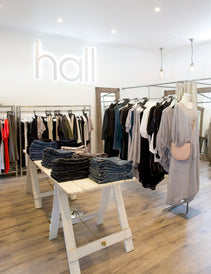 Hall Flagship store renovations are complete!