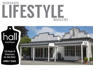 Wairarapa Lifestyle Magazine - Quintessentially Greytown