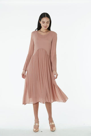 Obi Charleston Duchess Dress in Rosewood, from hall greytown