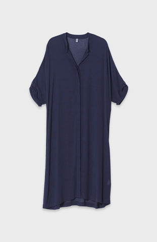 Elk dark blue navy kaftan shop online nz