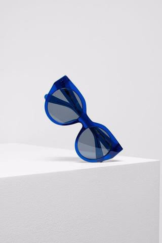 Elk blue sunglasses