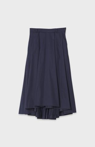 elk navy maxi skirt