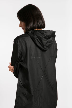 STYLEXLAB X Limited Edition Zip 226 Windbreaker Black