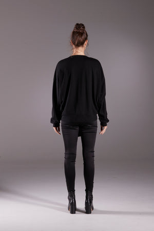 Obi Black Diamond Dust Sweater 93790DD