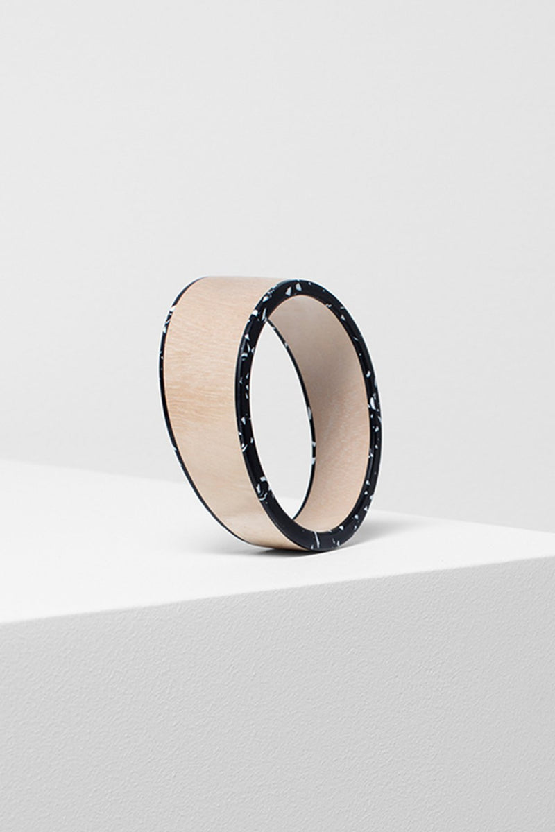 Elk Kerda Bangle E0746 Black
