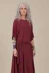 Jason Lingard Cristobel Dress JL16 Plum
