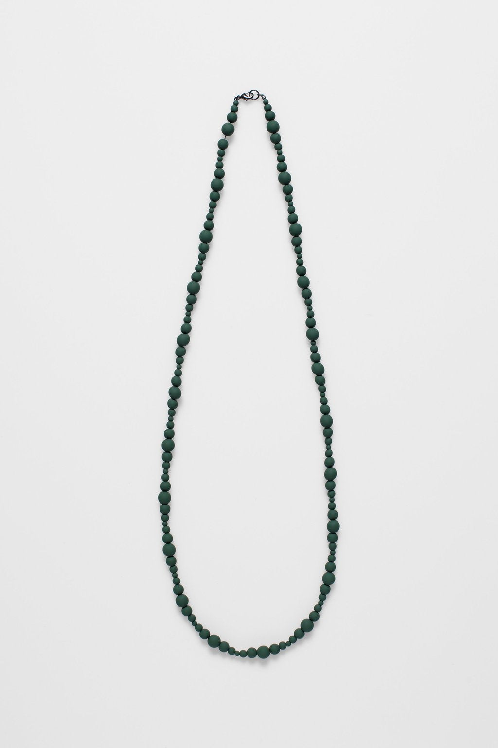 Elk Asta Necklace  N2447 Pesto